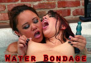Screenshot from Water Bondage